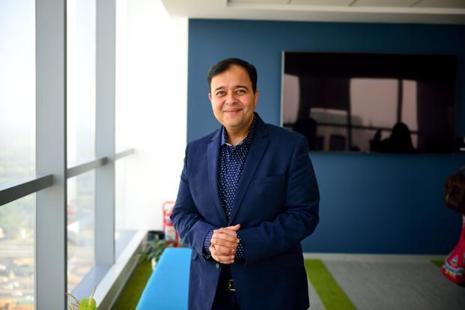 Umang Bedi is Facebook's managing director for India and South Asia. Photo: Pradeep Gaur/ Mint