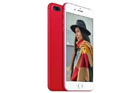 The iPhone 7 (PRODUCT)RED Special Edition has the same specifications as the standard iPhone 7 and 7 Plus variants.