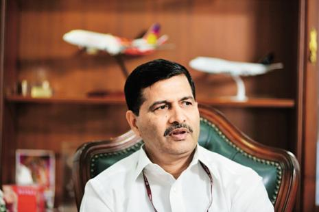 Air India chairman Ashwani Lohani. Air India hopes to become cash positive by 2018-19 as against the earlier plan of 2020-21. Photo: Pradeep Gaur/Mint