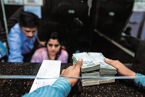 FM Arun Jaitley recently announced that the government is working in tandem with RBI on a radical proposal to resolve the bad loans crisis in Indian banking. Photo: Bloomberg