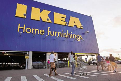 An Ikea store in Brooklyn, New York. Organized home furnishing retail in India is relatively exclusive, said Partik Antoni of Ikea India, adding the firm is cutting costs to make furniture and home decor products affordable. Photo: Bloomberg