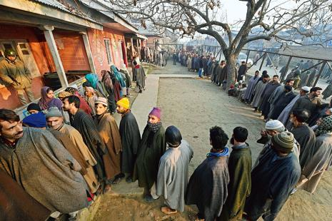 Although investments in education are important to ensure that young members of the population are job-ready, an exclusive focus on the supply of human capital is unlikely to solve Kashmir's unemployment troubles. Photo: Reuters