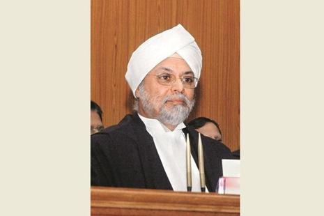 Chief justice J.S. Khehar did not agree to the suggestion that there should not be a prolonged litigation after a project is either conceived or under implementation or has been completed. Photo: PTI