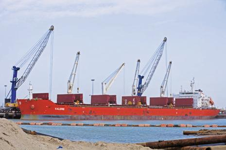 A file photo of the Karaikal Port in Puducherry. Edelweiss ARC bought a large part of Karaikal Port's debt from various banks in 2015.