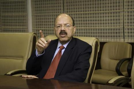 Chief election commissioner Nasim Zaidi said the commission had sought views from political parties on how to go about it. Photo: Mint