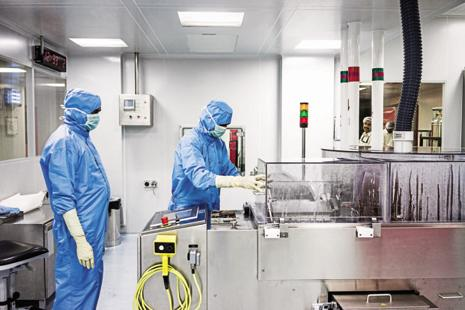 Excluding the impact of the US FDA import alert on US sales, Divi's Laboratories expects its revenue to grow around 10% in 2017-18. Photo: Bloomberg