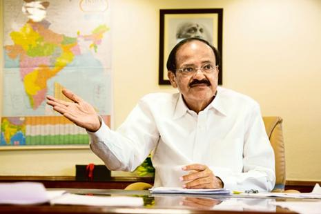 I&B minister M. Venkaiah Naidu said that the government is looking to redraw the role of CBFC and will soon be revisiting the system on the basis of recommendations submitted by two committees. File photo: Mint