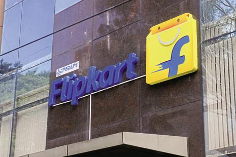The Flipkart funding, which accounts for a large chunk of the total, hasn't been officially announced by the company yet. Photo: Hemant Mishra/Mint
