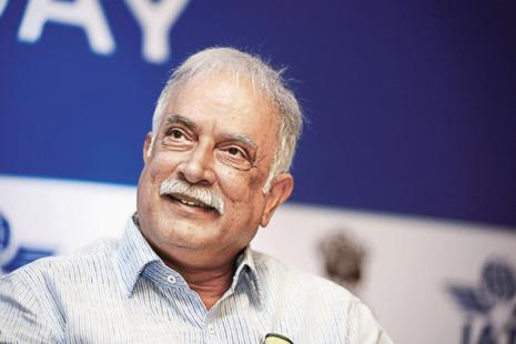 Aviation minister Ashok Gajapathi Raju. The first phase of the Udan scheme for regional aviation will include 45 airports and about 70-odd routes. Photo: Ramesh Pathania/Mint