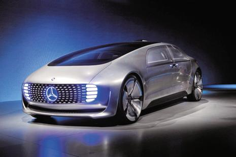 Mercedes-Benz's move to focus on electric cars comes in the light of the Volkswagen's emissions scandal where the latter used a defeat device to cheat on emission norms. Photo: Getty Images