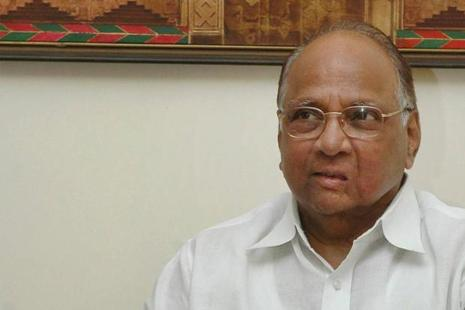 Sharad Pawar said district cooperative banks are not in a position to use the money they have and it is not available for farming. Photo: PTI