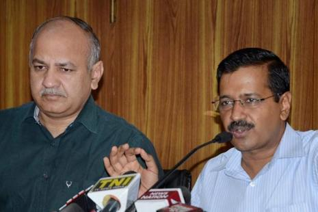 The court's direction were issued during hearing of a petition filed by Arvind Kejriwal and Manish Sisodia, who sought quashing of the criminal defamation complaint filed by advocate Surender Kumar Sharma. Photo: PTI
