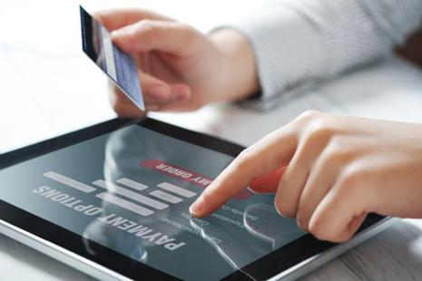 Volume of digital transactions has grown in double digits in the period between FY 13 and FY 16. Photo: iStockphoto