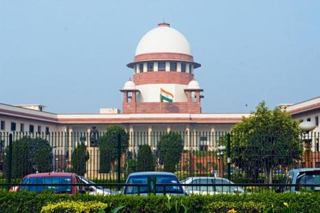 The Centre, on 7 October last year, had opposed in the Supreme Court the practice of triple talaq, 'nikah halala' and polygamy among Muslims. Photo: PTI