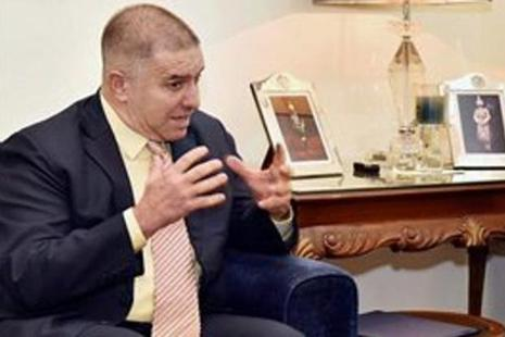 Israeli envoy Daniel Carmon said that Israel has very good relations with India and the relationship has various facets including defence. Photo: PTI