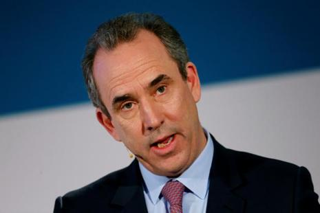 LafargeHolcim CEO Eric Olsen.  Photo: Reuters