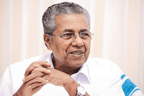 Kerala chief minister Pinarayi Vijayan. Photo: Ramesh Pathania/Mint