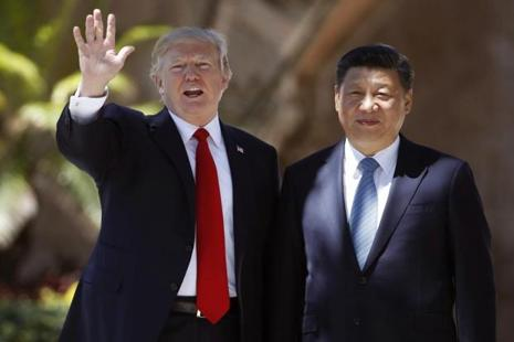 The conversation between Donald Trump and Xi Jinping highlights rising concern in Beijing that tensions between Washington and Pyongyang could spiral into military conflict. Photo: AFP