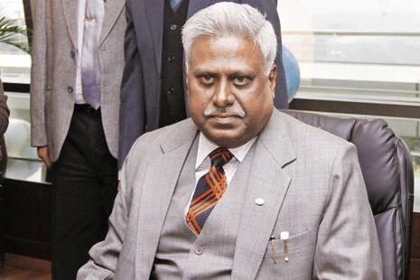 Former CBI chief Ranjit Sinha. Photo: HT