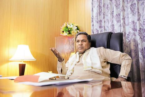 Karnataka CM Siddaramaiah said that the department toured and reviewed six district offices as well as inspecting nine departments in Bengaluru where it found that local authorities had not implemented Kannada properly.