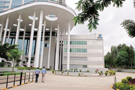 In the past, Wipro has said that it is facing growth headwinds in its India and Middle East business because of an ongoing restructuring. Photo: Aniruddha Chowdhury/ Mint