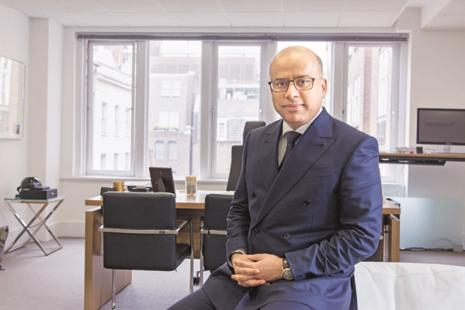 We see this as a time of renewed opportunity for growth of American industry, said Sanjeev Gupta, executive chairman of GFG Alliance. Photo: Shendrew Balendran/Mint