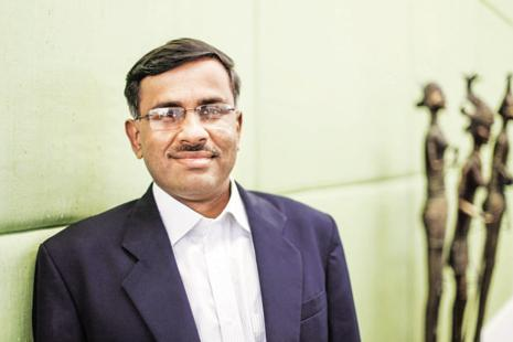 Vikram Limaye, current CEO and MD of IDFC, was selected to succeed Chitra Ramkrishna as NSE CEO on 2 December. Photo: Bloomberg