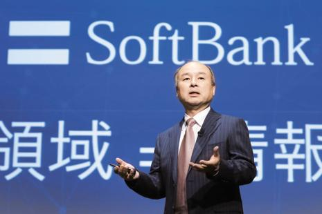 SoftBank Group boss Masayoshi Son. SoftBank is revisiting its India strategy by selling stakes in initial bets such as Snapdeal and Grofers even as it invests in Paytm, Ola and Oyo Rooms. Photo: Bloomberg