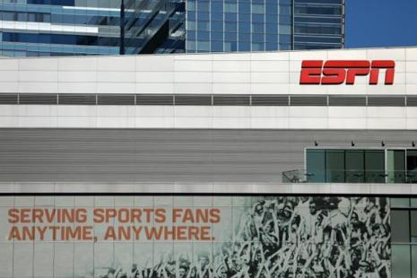ESPN wants to focus the sports network on a more digital future. Photo: Reuters