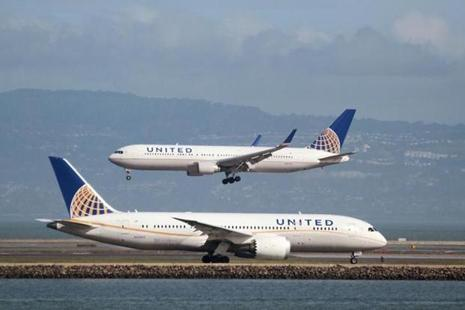 Last year, United Airlines involuntarily denied boarding to 3,765 customers across more than 86.8 million mainline passengers in the airline. Photo: Reuters