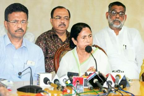 West Bengal chief minister Mamata Banerjee. Photo: Indranil Bhoumik/Mint