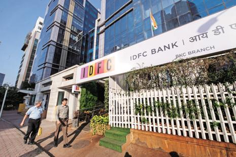 IDFC's total income rose to Rs2,577.88 crore, up 22.66%, from Rs2,101.61 crore in the year-ago period, IDFC said in a BSE filing. Photo: Aniruddha Chowdhury/ Mint