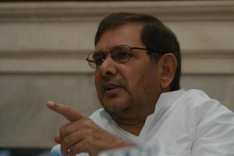 JD(U) leader Sharad Yadav is seen as one of the probable Opposition choices for the presidential polls. Photo: Mint