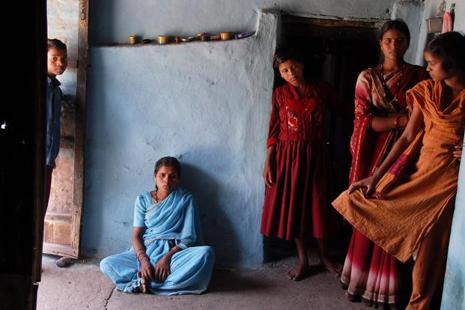 The survey based on interviews with 528 families affected by farmer suicides showed that average debt per household stood at Rs7.2 lakh, with more than half of it in informal loans from moneylenders. Photo: Bloomberg