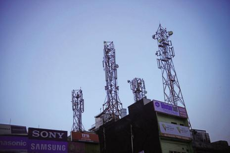 The telecom market growth was propelled by the addition of 13.75 million mobile users, according to Trai. Photo: Pradeep Gaur/Mint