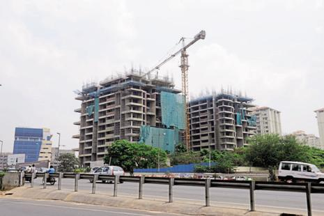 The Real Estate Act mandates developers to separately deposit 70% of the funds collected exclusively for construction. Photo: Mint
