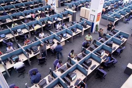 Declining revenue per employee and profitability are key reasons behind  Indian IT firms planning layoffs and job cuts. Photo: Mint