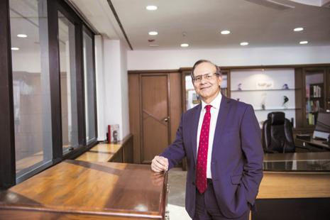 Leo Puri, managing director of UTI Asset Management. Photo: Aniruddha Chowdhury/Mint