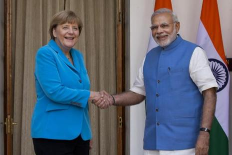 The India-EU FTA, China and OBOR could be subjects on the table for discussions between Prime Minister Narendra Modi and German Chancellor Angela Merkel who will meet next week.