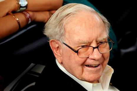 Warren Buffett, whose conglomerate Berkshire Hathaway Inc. owns more than two dozen newspapers, is no doubt aware of the newspaper industry's reliance on public-notice revenue. Photo: Reuters