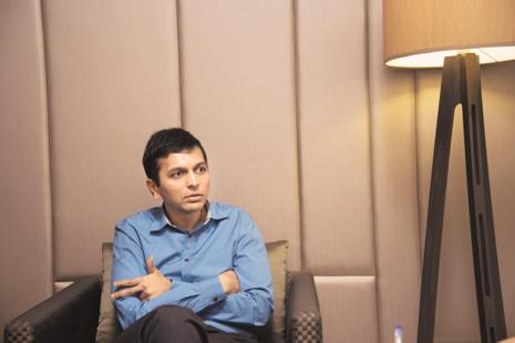 Abhishek Lodha, managing director of Lodha Group in Mumbai. Photo: Mint