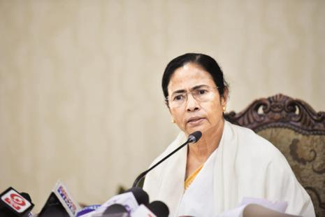 On Wednesday, West Bengal CM Mamata Banerjee left for New Delhi and is expected to meet Congress president Sonia Gandhi on Friday. File photo: Mint