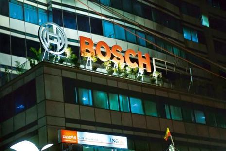 Bosch Ltd's total income from operations during the fourth quarter stood at Rs2,780.20 crore as against Rs2,695.43 crore in the year-ago period, up 3.14%. Photo: Aniruddha Chowdhury/ Mint