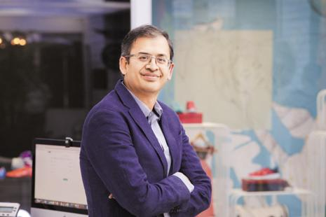 Myntra CEO Ananth Narayanan. The online fashion retail firm's efforts to expand its private labels business come at a time when the retailer is pushing towards becoming profitable. Photo: Hemant Mishra/Mint