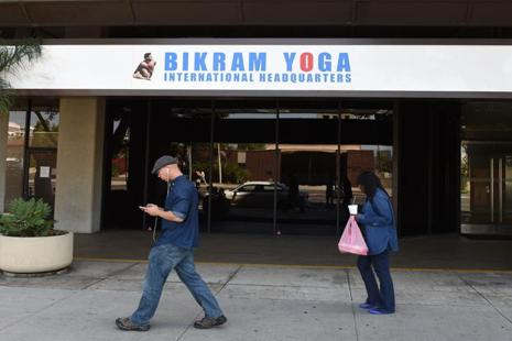 Bikram Choudhury was one of the pioneers of yoga in the US, setting up shop in Beverly Hills in the 1970s. Photo: AFP
