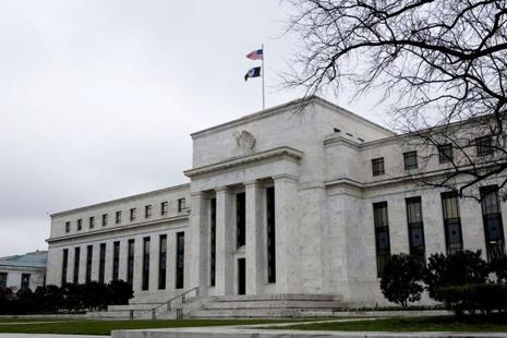 Fed members said they favoured a method that included allowing a certain amount of their holdings to pay down without reinvesting the proceeds. Photo: Bloomberg