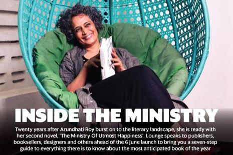 Arundhati Roy was the first Indian to win the Booker Prize. Photo: Priyanka Parashar/Mint