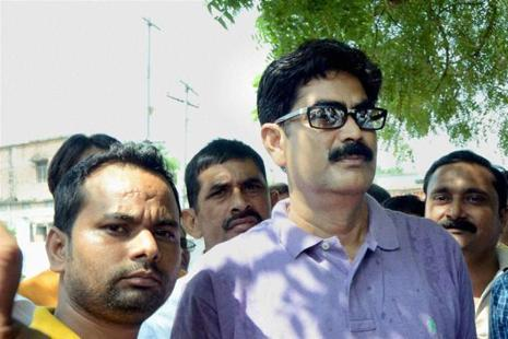 A file photo of RJD leader Mohammad Shahabuddin. Photo: PTI