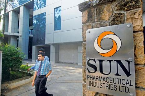 Sun Pharma's consolidated sales declined by 8% from a year ago and by 11.2% sequentially, while its Ebitda margin fell by 8 percentage points and 9.3 percentage points in the corresponding periods. Photo: Hemant Mishra/Mint