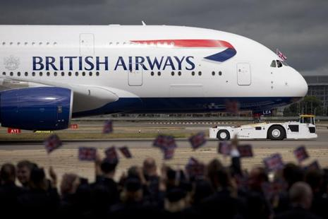 British Airways said it was 'extremely sorry' for causing inconvenience over the holiday period. Photo: AFP